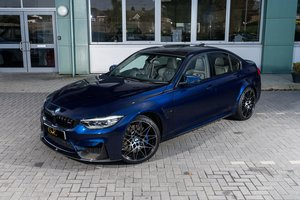 BMW M3 Competition Package 2017/67 SOLD