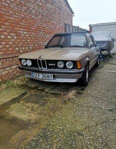 1983 BMW e21 316 & 320
