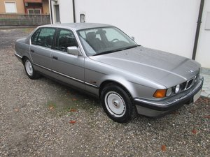 1988 Bmw 750I L E32 ONE OWNER