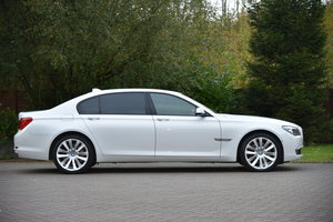 2011 BMW 760Li F02 6.0 V12 Twin Turbo - 544bhp For Sale