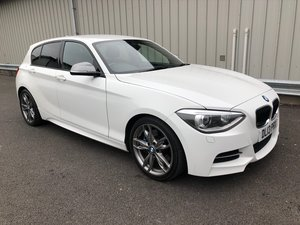 2013 13 BMW 1 SERIES 3.0 M135I 5D 316 BHP For Sale