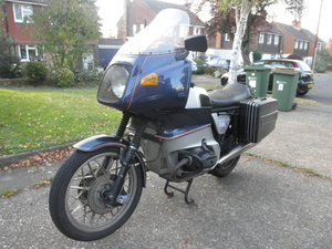1981 BMW R100/RS Sports Tourer Classic  For Sale