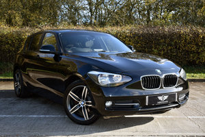 2014 BMW 116i Sport  SOLD