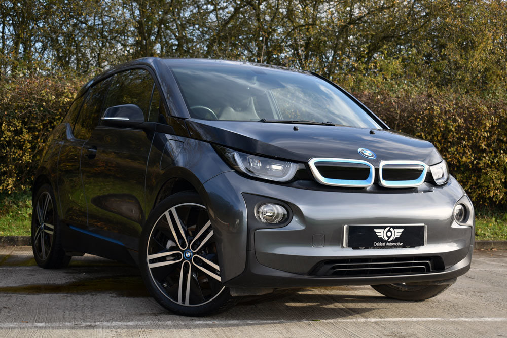 2016 BMW i3 Suite Range Extender 94Ah (16) For Sale (picture 1 of 6)