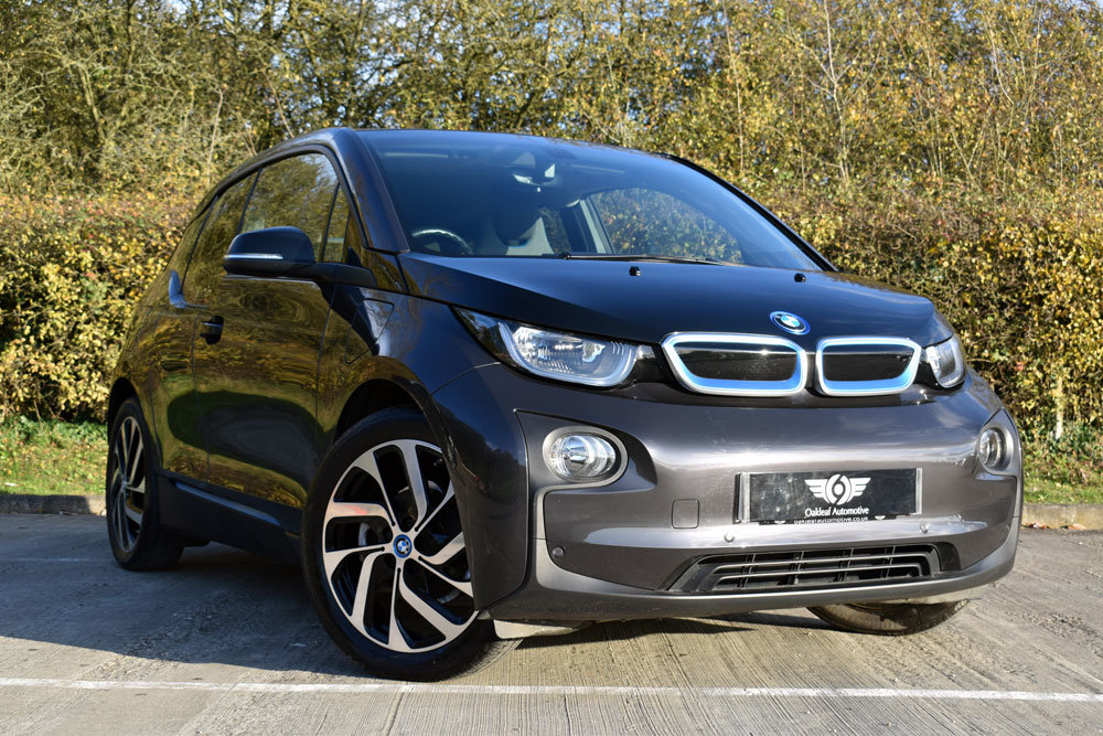 2015 BMW i3 Loft Range Extender 60Ah Low Mileage**RESERVED** SOLD (picture 1 of 6)