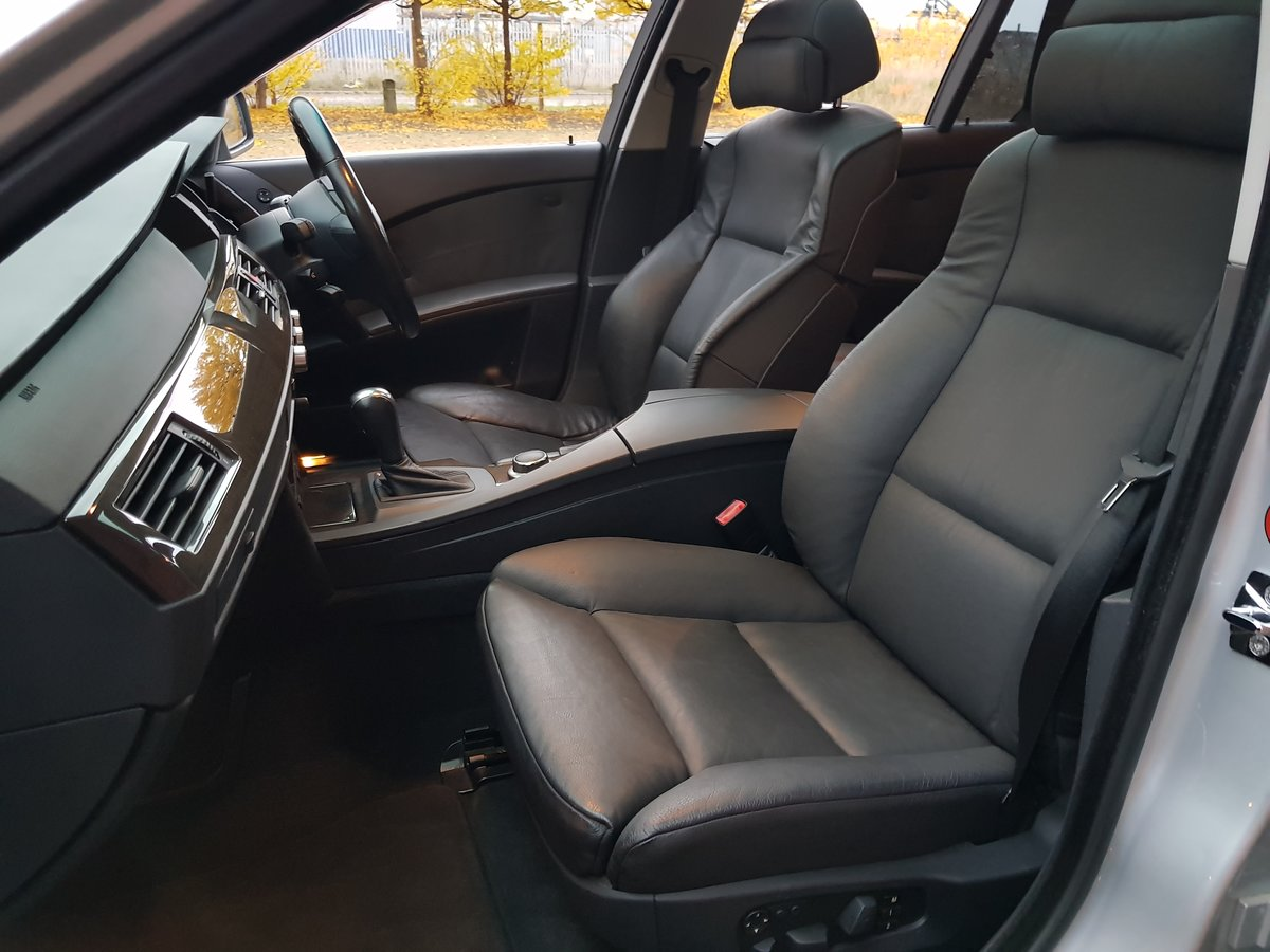 2007 BMW 5 SERIES 550i TOURING 4.8 V8 AUTOMATIC * TOP GRADE IMPOR SOLD (picture 3 of 6)