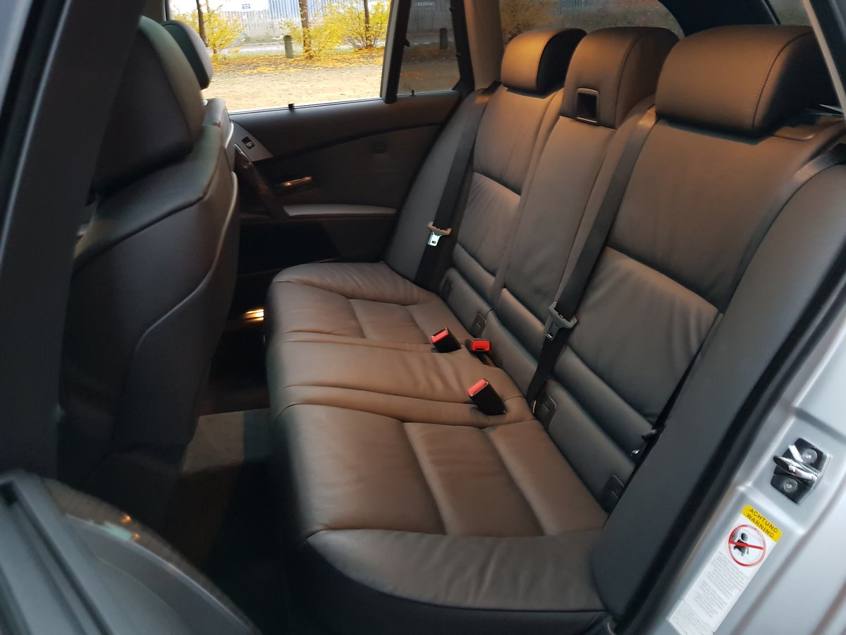 2007 BMW 5 SERIES 550i TOURING 4.8 V8 AUTOMATIC * TOP GRADE IMPOR SOLD (picture 4 of 6)