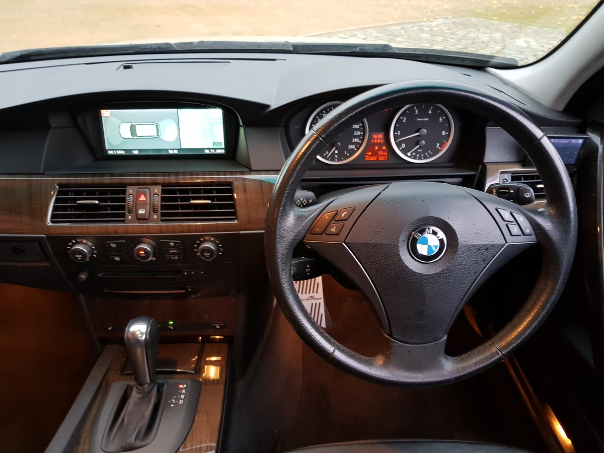 2007 BMW 5 SERIES 550i TOURING 4.8 V8 AUTOMATIC * TOP GRADE IMPOR SOLD (picture 5 of 6)