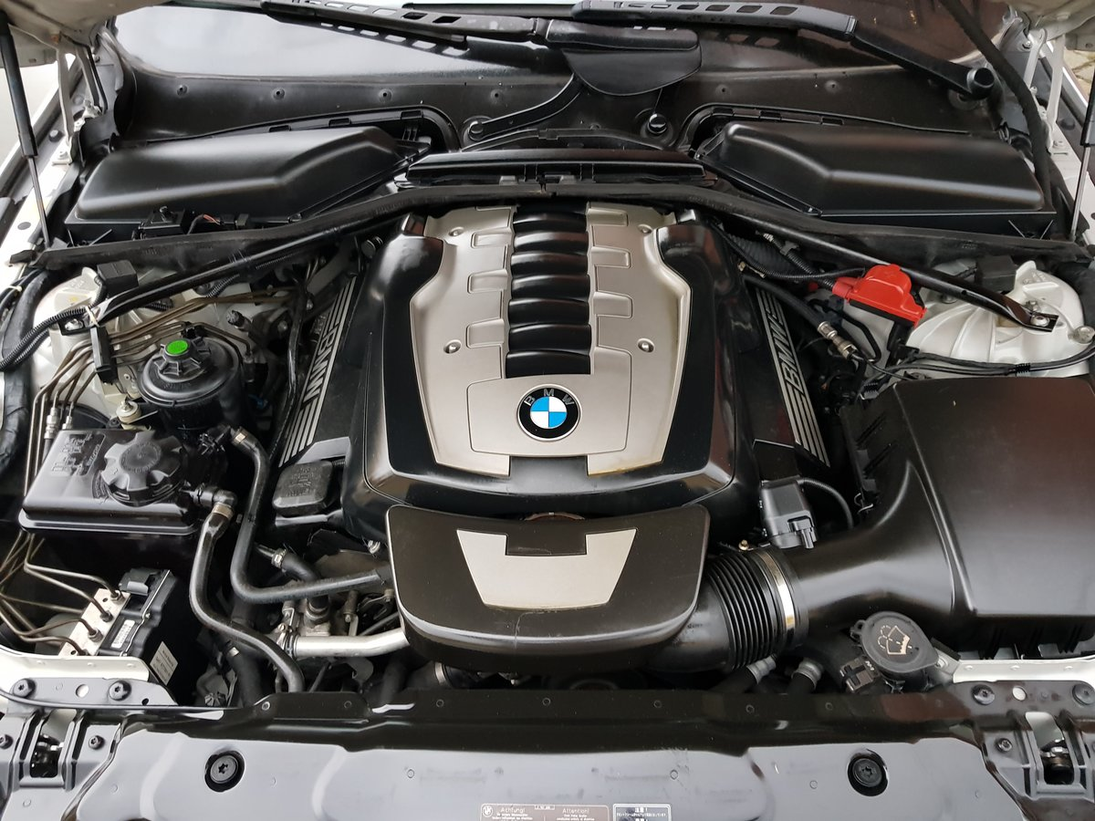 2007 BMW 5 SERIES 550i TOURING 4.8 V8 AUTOMATIC * TOP GRADE IMPOR SOLD (picture 6 of 6)