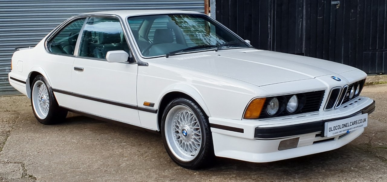 1988 Superb BMW M635i (M6) - Rare Highline - Full History For Sale (picture 1 of 6)
