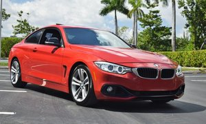 2014 BMW 4-Series 428i F32 Coupe Auto Red RWD $11.9k For Sale