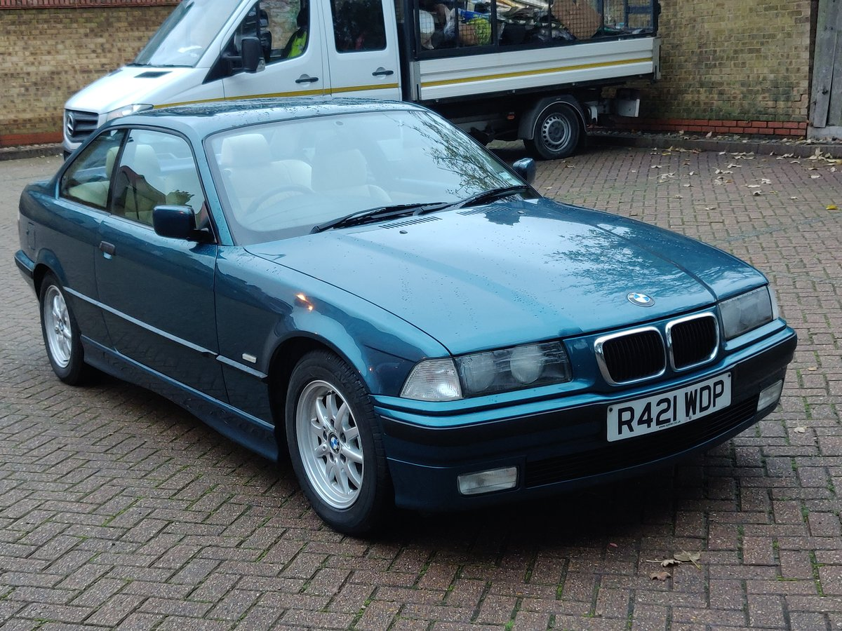 1998 Bmw 323i e46 auto coupe individual 98 r reg For Sale (picture 1 of 6)