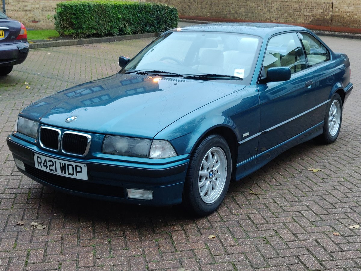 1998 Bmw 323i e46 auto coupe individual 98 r reg For Sale (picture 2 of 6)
