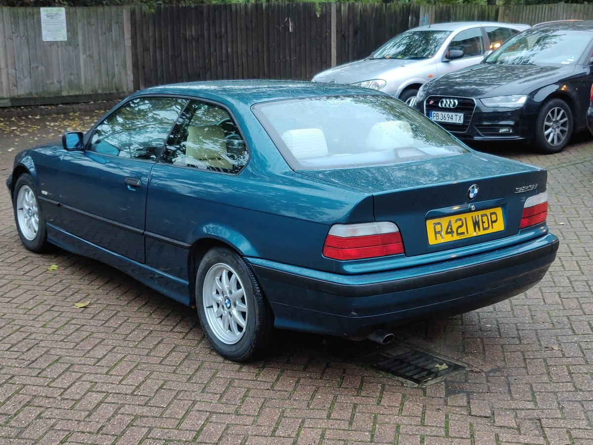 1998 Bmw 323i e46 auto coupe individual 98 r reg For Sale (picture 3 of 6)