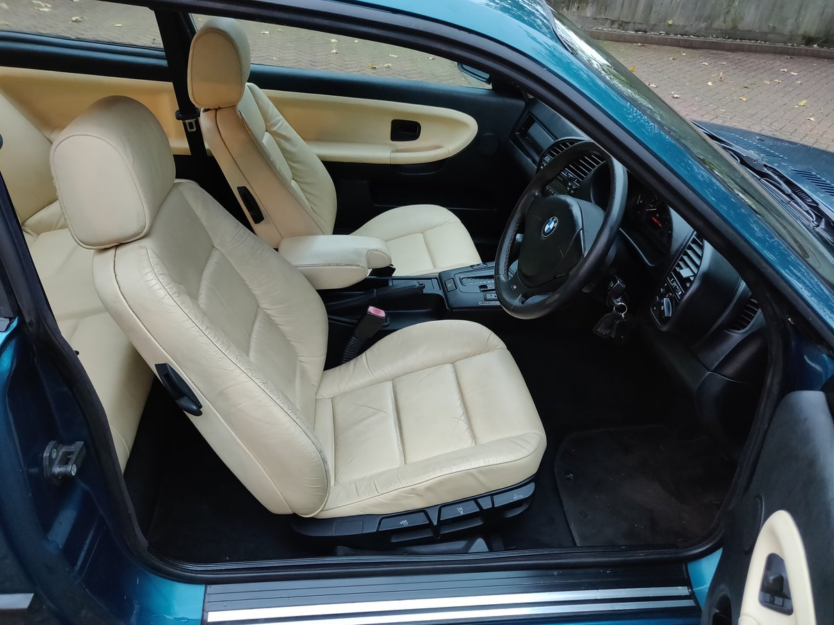 1998 Bmw 323i e46 auto coupe individual 98 r reg For Sale (picture 5 of 6)