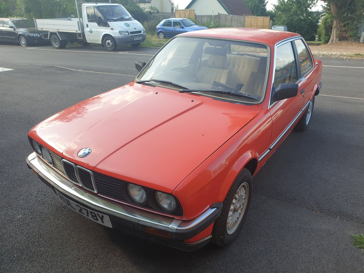 BMW E30 320i 1st year production 68k new lower pri For Sale (picture 1 of 6)