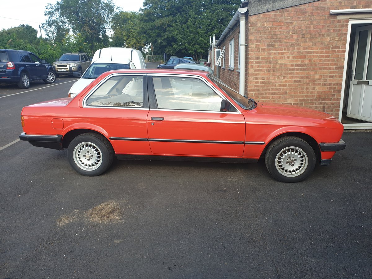 BMW E30 320i 1st year production 68k new lower pri For Sale (picture 2 of 6)