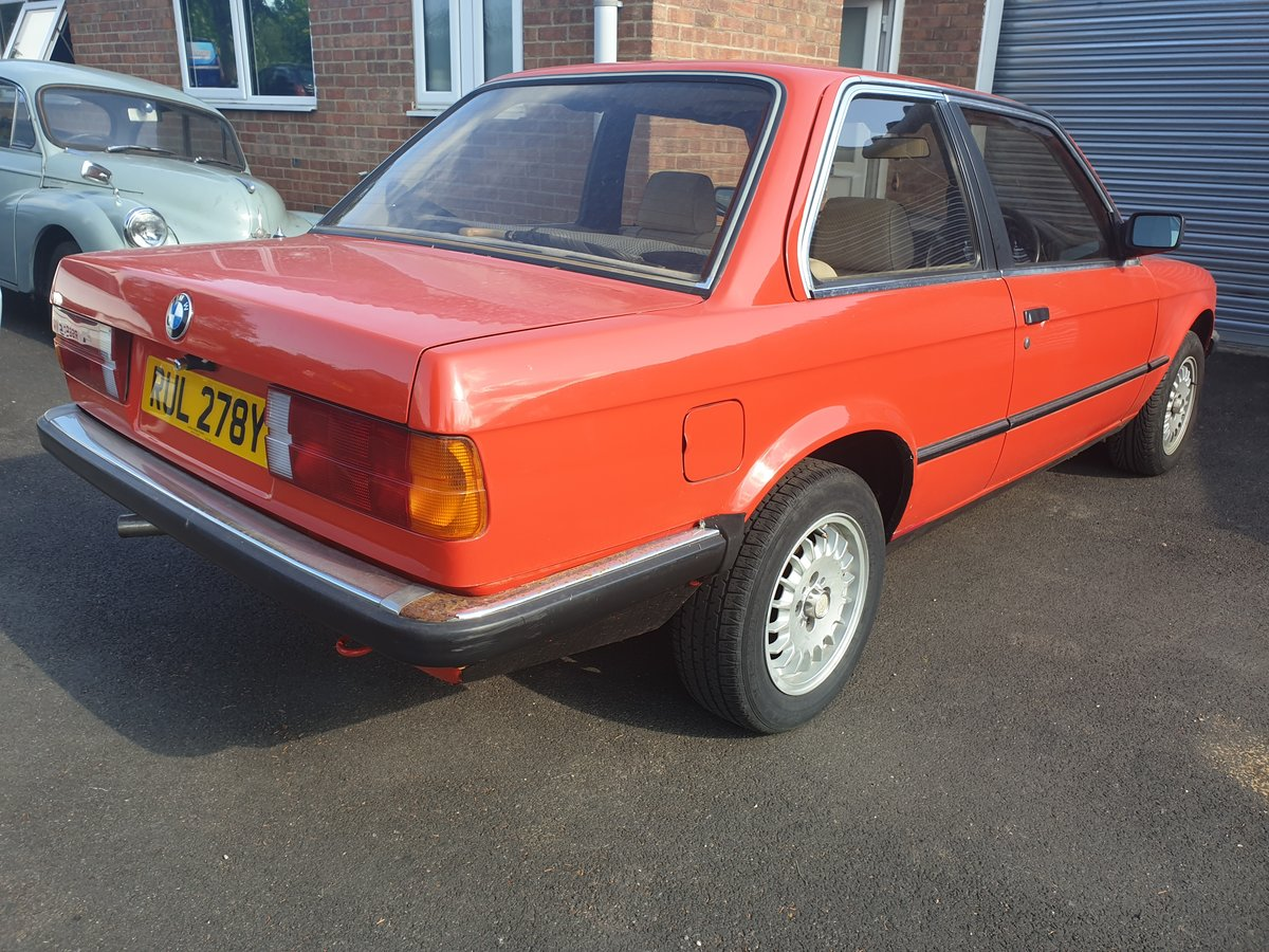 BMW E30 320i 1st year production 68k new lower pri For Sale (picture 3 of 6)