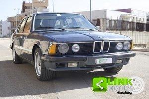 BMW 728i E23 MOTORE 745i 1981 - ISCRITTA ASI