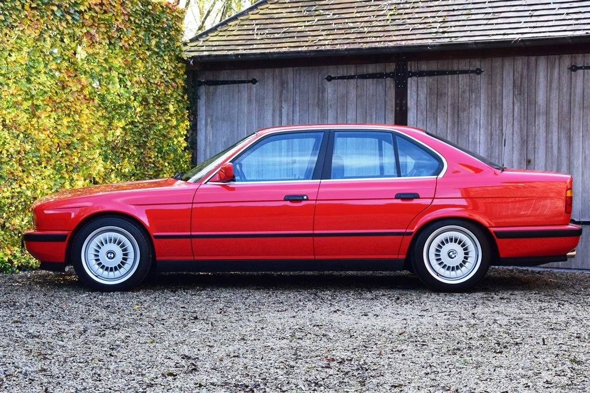 1989 BMW M5 in immaculate original condition For Sale (picture 2 of 6)