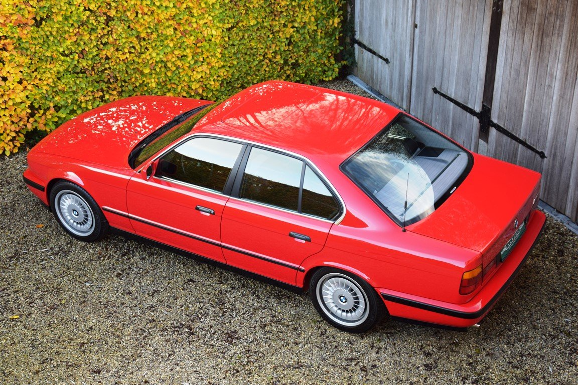 1989 BMW M5 in immaculate original condition For Sale (picture 3 of 6)