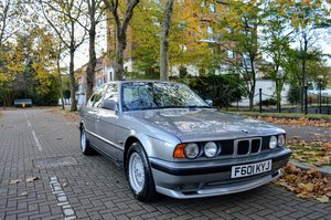 1989 BMW E34 525i Manual - 1 Owner - FSH - 3 Keys For Sale