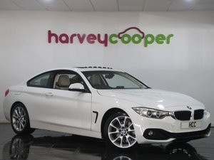 BMW 4 Series 428i Sport 2dr Auto [Business Media] 2015(65) For Sale