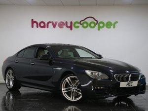 BMW 6 Series 640d M Sport 4dr Auto 2014(14) SOLD