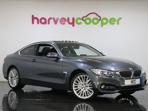 2015 BMW 4 Series 435d xDrive Luxury 2dr Auto [Professional Media For Sale