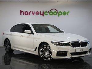 BMW 5 Series 520d M Sport 4dr Auto (VAT QUALIFYING) 2018(68) SOLD