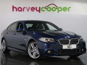 BMW 5 Series 535d M Sport 4dr Step Auto 2016(16) For Sale
