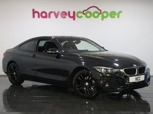 2017 BMW 4 Series 420d xDrive Sport 2dr Auto For Sale