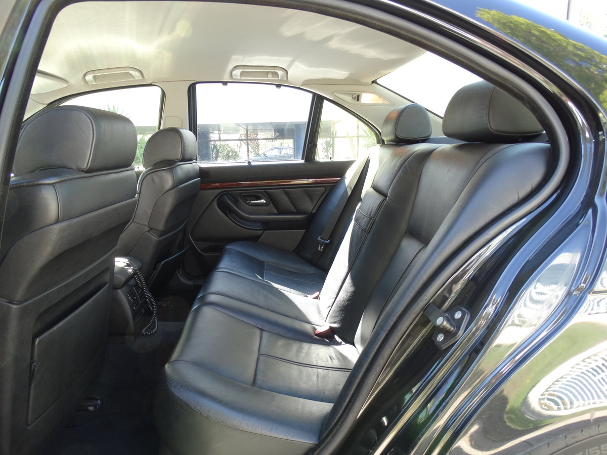 1998 BMW E39 540iP, B4 Ballistic Armoury Protection For Sale (picture 3 of 6)