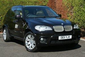 2011 BMW X5 XxDrive 40d M Sport Auto - 1 Owner SOLD