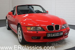 BMW Z3 Roadster 1997 Only 22,340 km driven