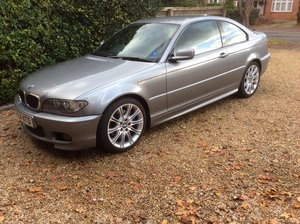 2004 BMW 330cd Msport SOLD