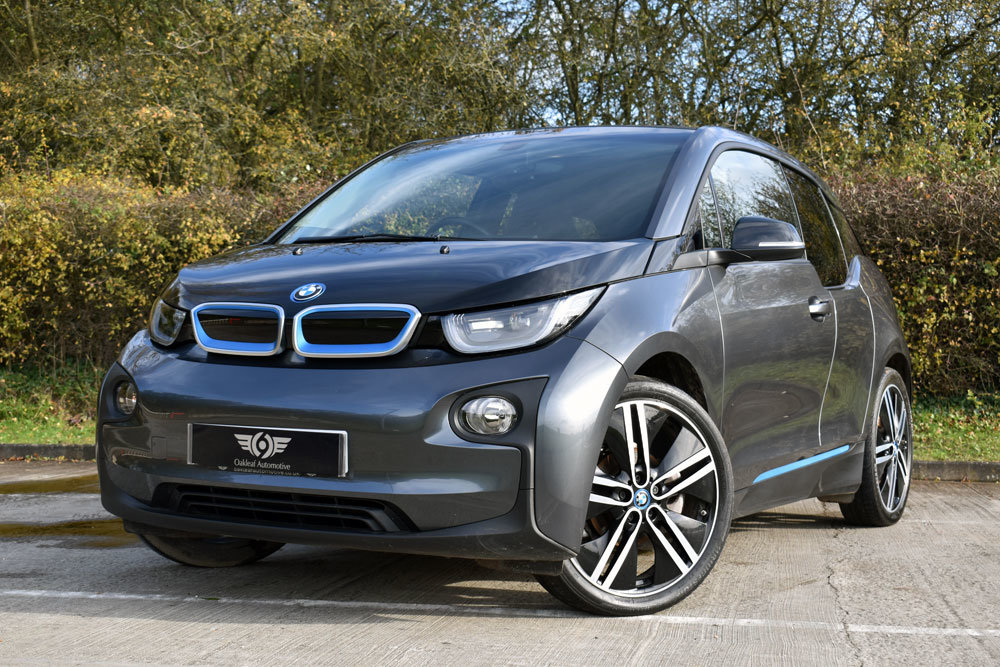 2016 BMW i3 Suite Range Extender 94Ah (16) For Sale (picture 2 of 6)
