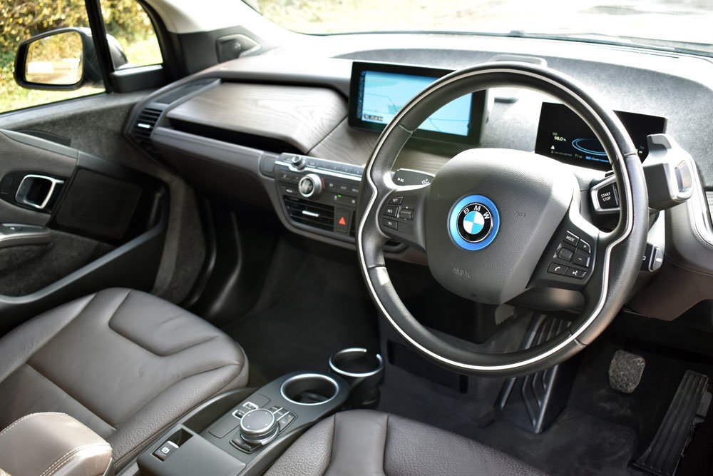 2016 BMW i3 Suite Range Extender 94Ah (16) SOLD (picture 3 of 6)