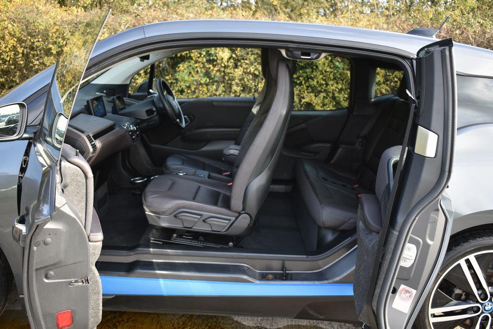 2016 BMW i3 Suite Range Extender 94Ah (16) SOLD (picture 5 of 6)