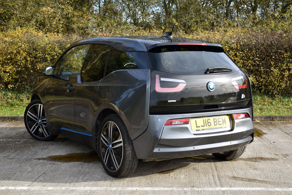 2016 BMW i3 Suite Range Extender 94Ah (16) For Sale (picture 6 of 6)