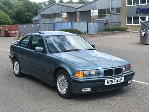 1995 BMW E36 318is Manual 48000 Miles FSH