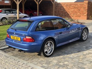 1999 Bmw z3m coupe low miles fsh rust free