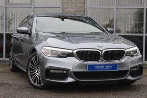2017 67 BMW 520D M SPORT AUTO For Sale