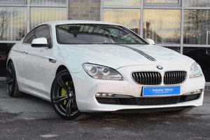 2012 62 BMW 6 SERIES 3.0 640D SE For Sale