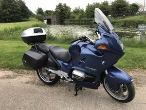 1997 Bmw r1100rt low mileage, new tyres,  mot June 2020 For Sale