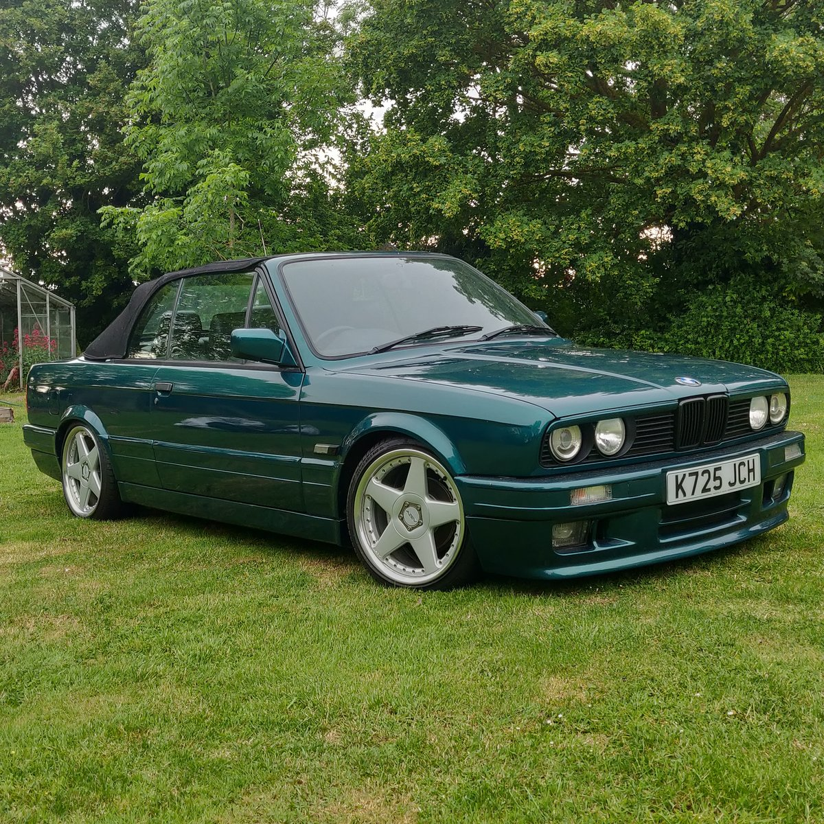 1993 BMW E30 318I LUX For Sale (picture 1 of 6)