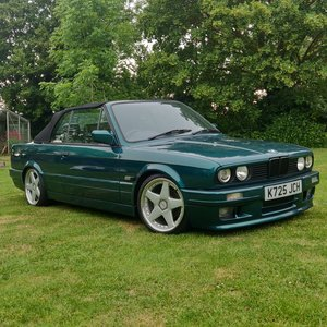 1993 BMW E30 318I LUX For Sale