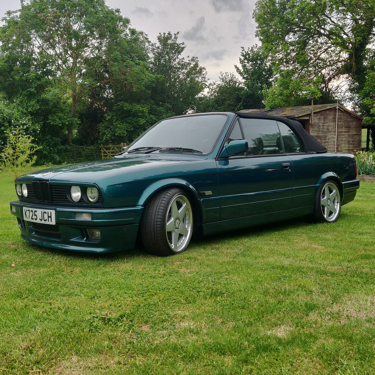 1993 BMW E30 318I LUX For Sale (picture 5 of 6)