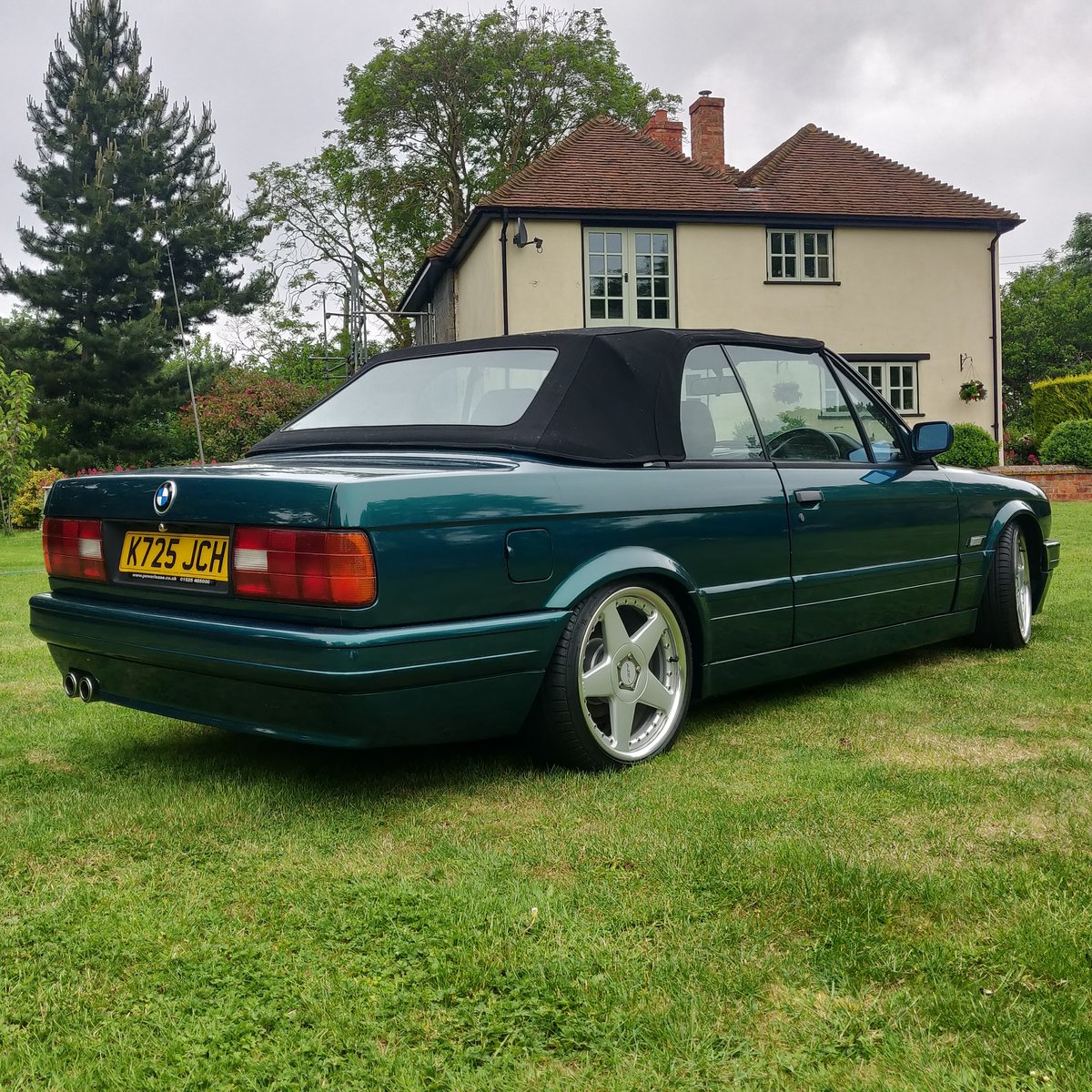 1993 BMW E30 318I LUX For Sale (picture 6 of 6)