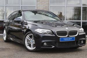 2016 66 BMW 5 SERIES 520D M SPORT AUTO For Sale